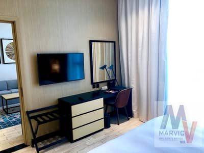 1 Bedroom Hotel Apartment for Rent in Al Barsha, Dubai - 1 br/Excellent Brand New/Furnished/With All Bills