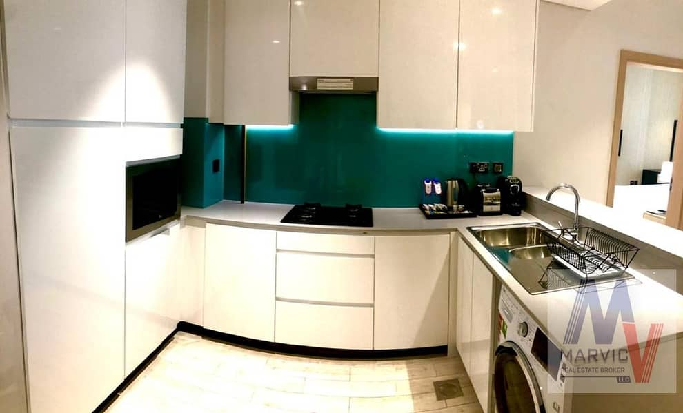 2 2 br/Luxurious/Furnished/With All Bills/Brand New
