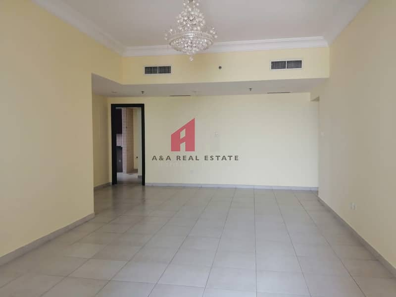 2 Large size 02 bedrooms for rent in Lakeshore tower JLT