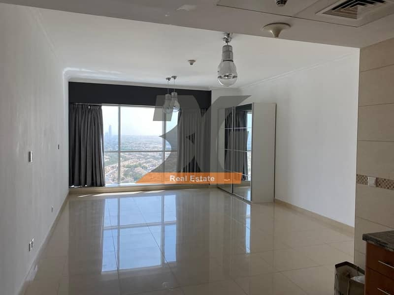 Studio Available in Saba Tower
