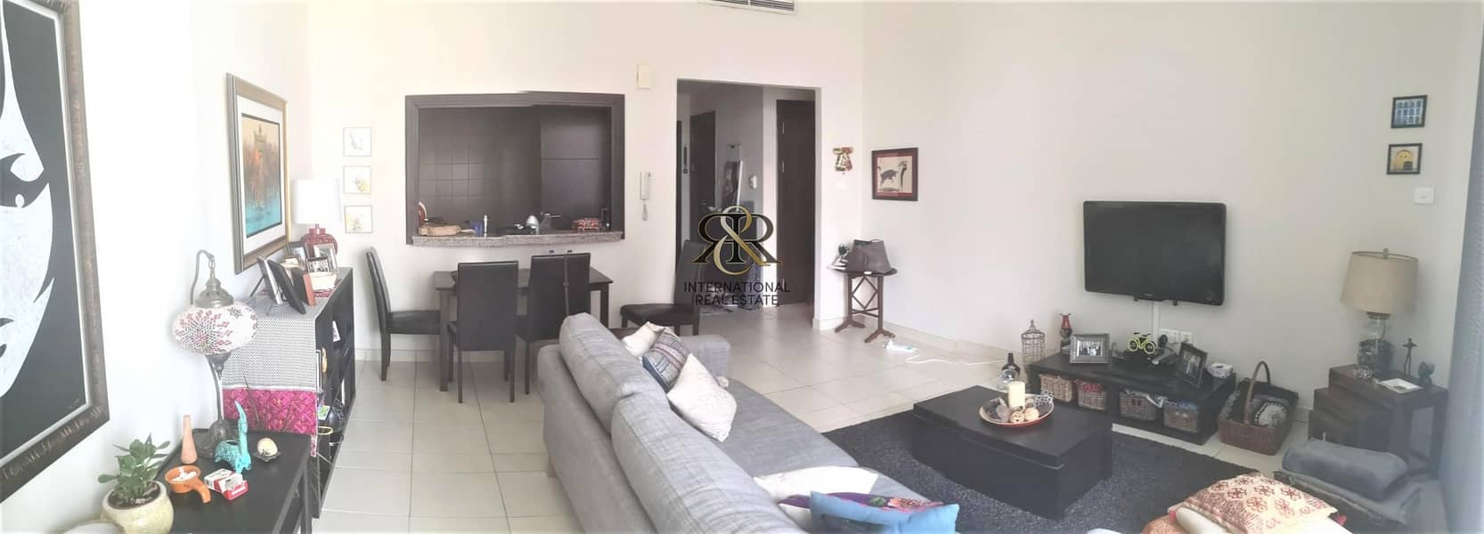 2 Spacious 1 Bedroom with Balcony | Partial Marina View