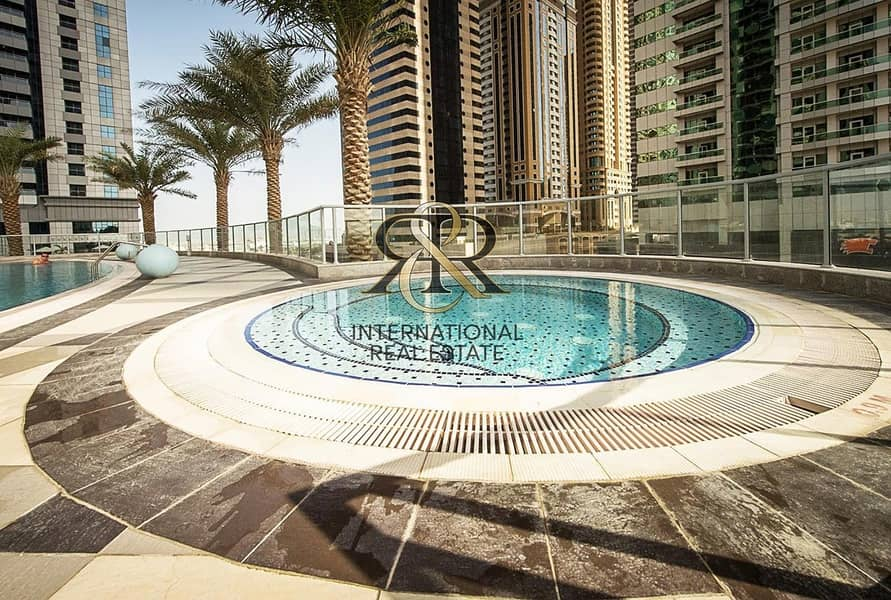 13 Spacious 1 Bedroom with Balcony | Partial Marina View