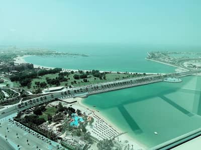 3 Bedroom Apartment for Rent in Corniche Area, Abu Dhabi - Luxurious 3 BR Flat with a wonderful Sea View