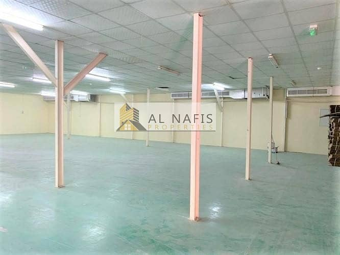 Independent Warehouse l AirCondition l Al Quoz