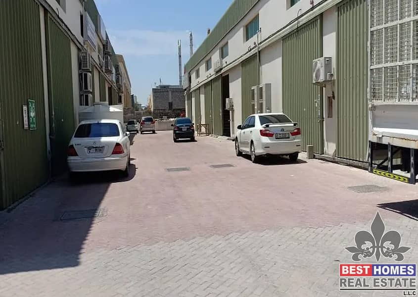 Warehouse | 2 MONTH FREE | Al Jurf Industrial 2 Ajman