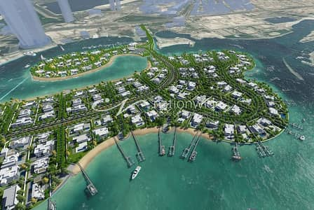 Plot for Sale in Nareel Island, Abu Dhabi - A Huge Residential Plot Great For Investment