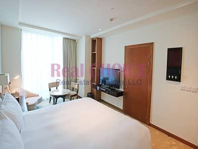 Hotel Apartment for Rent in Dubai Festival City, Dubai - No Comm| Serviced |All Bills Included| Studio