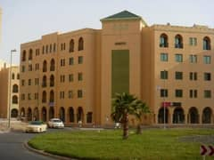 1BHK WITH/B FOR SALE IN MOROCCO CLUSTER