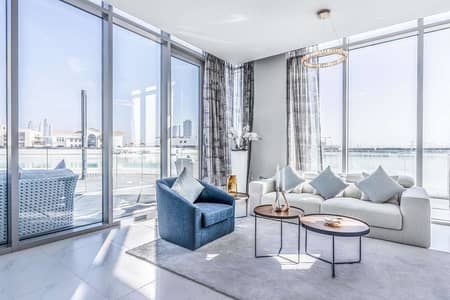 3 Bedroom Apartment for Sale in Mohammad Bin Rashid City, Dubai - Rare Resale Unit I Furnished I Lagoon view