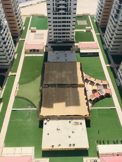 شقة 2 غرفة نوم للايجار في الصوان، عجمان - شقة في أبراج عجمان ون الصوان 2 غرف 34000 درهم - 4804530