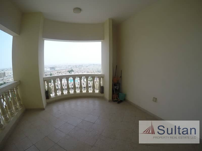 2 Nicely Furnished Studio With Lagoon View.