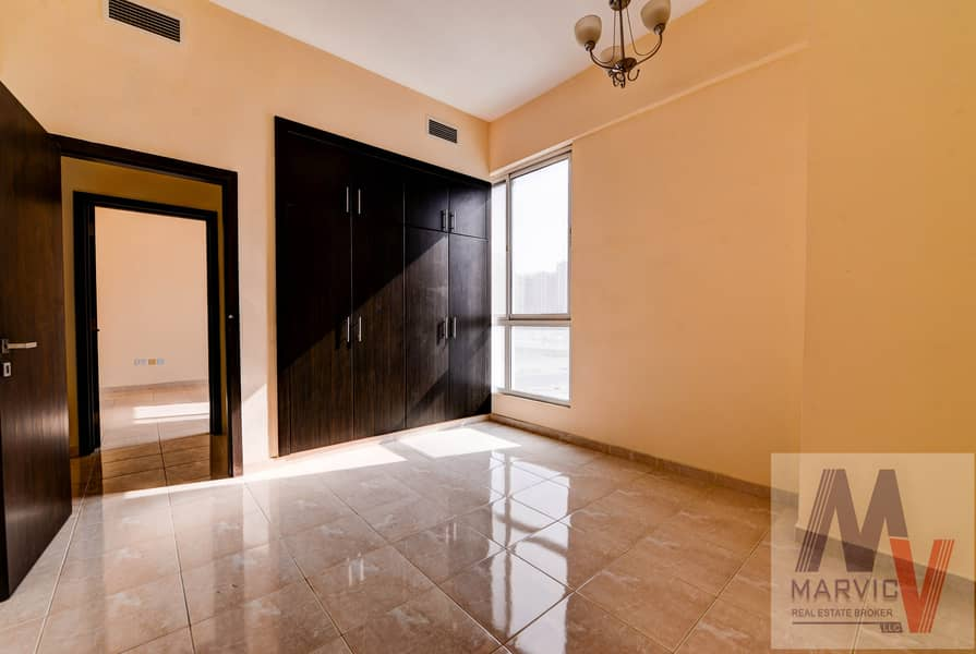 21 2 Beds for RENT in Champions Tower 1 in Dubai Sports City