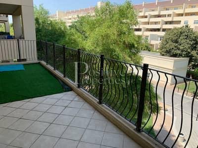1 Bedroom Apartment for Rent in Motor City, Dubai - BEST DEAL IN BARTON HOUSE 2  / HUGE BALCONY / GARDEN FACING