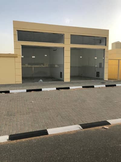 14170 sq ft industrial land with boundary wall shops and rooms