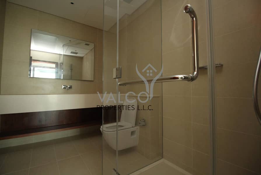 11 Unfurnished 2BR | Full Marina View | High Floor