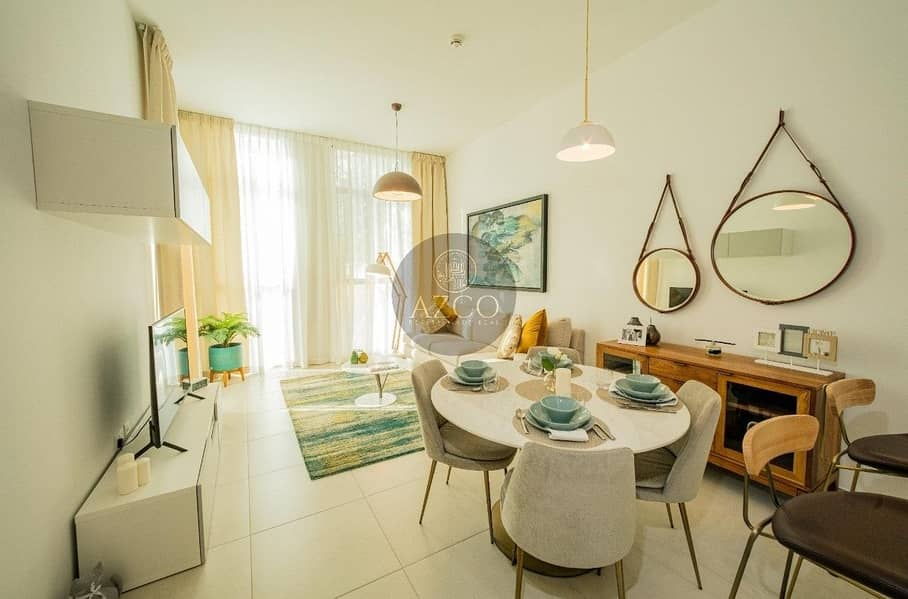 2BR + M | Pay 10% and move in | 90% in 6 years post hand over