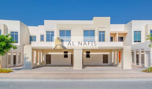 3 Bedroom Townhouse for Sale in Town Square, Dubai - Brand New| Close to Pool and Park