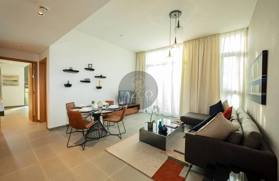 2 BR+M DUPLEX | Pay 10% and move in | 90% in 6 years post hand over