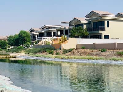 5 Bedroom Villa for Sale in Jumeirah Golf Estate, Dubai - 5BR+Maids Type A Golf Facing +private Pool