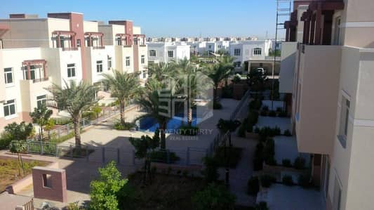 Spacious 2BR Apt w/Pool View and Balcony