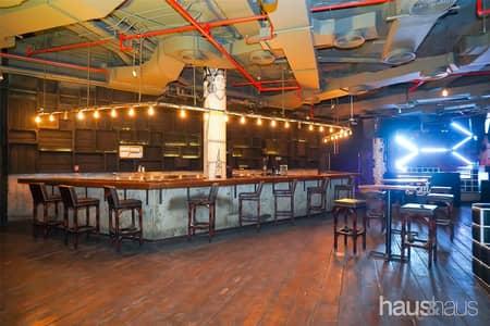 محل تجاري  للايجار في جميرا بيتش ريزيدنس، دبي - No Key Money Fully Fitted Bar Club Lobby Level