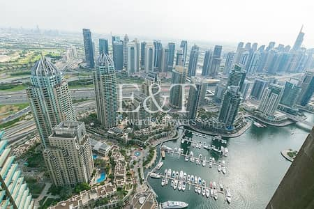 3 Bedroom Flat for Rent in Dubai Marina, Dubai - All Bills Included | Best View | Furnished