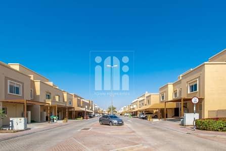 3 Bedroom Villa for Rent in Al Reef, Abu Dhabi - Beautiful Garden | 3 Bedroom Villa |Amazing