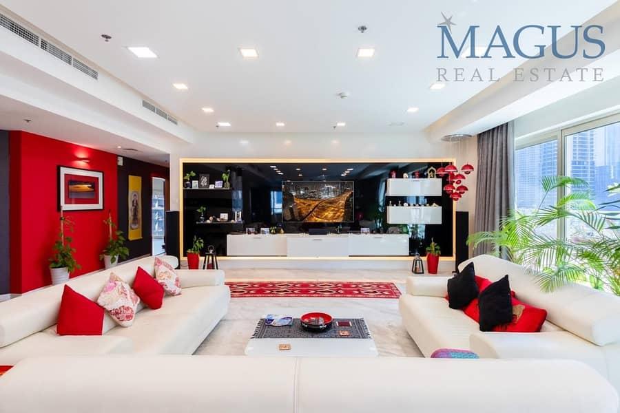 2 Bespoke Apartment   Elegantly Upgraded   Furnished