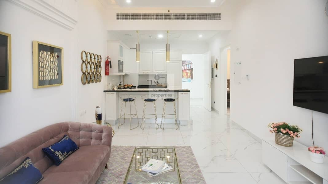 Brand New | Bright and Beautiful | 1 BR Chiller Free