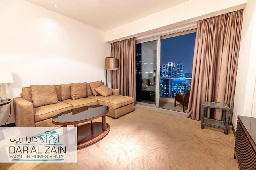 2 LUXURIOUS ONE BEDROOM APARTMENT IN ADDRESS MARINA