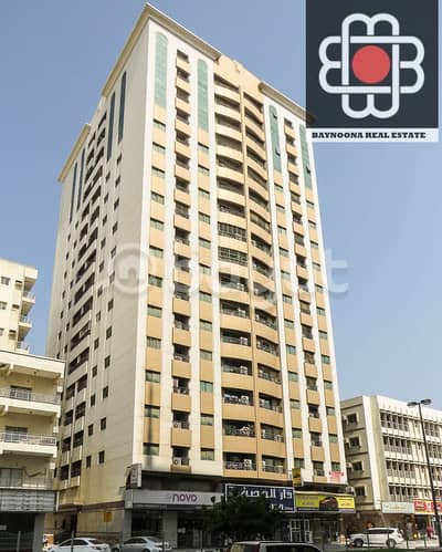 2 Bedroom Flat for Rent in Al Nabba, Sharjah - BEST OFFER 2BHK WITH ONE MONTH FREE WITH 2 WASHROOM