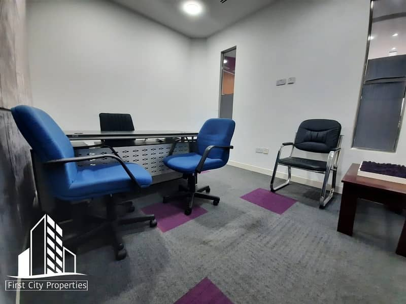 Business Centre in an Accessible Location