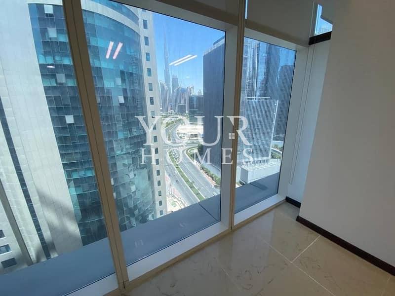 JA | Ready to Move Luxurious 2 Bed | Burj Khalifa & Canal View