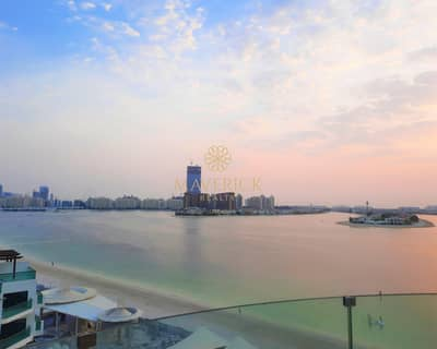 1 Bedroom Flat for Rent in Palm Jumeirah, Dubai - Sea View | Beach Access | Furnished 1Bed
