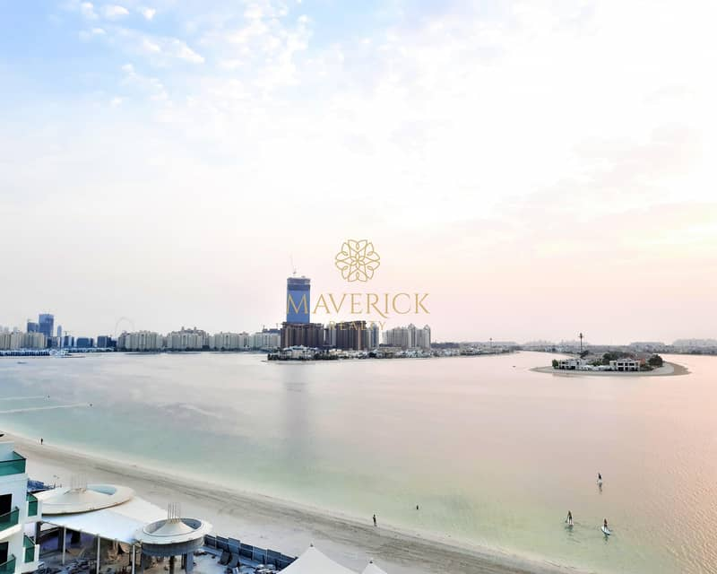 2 Sea View   Beach Access   Furnished 1Bed