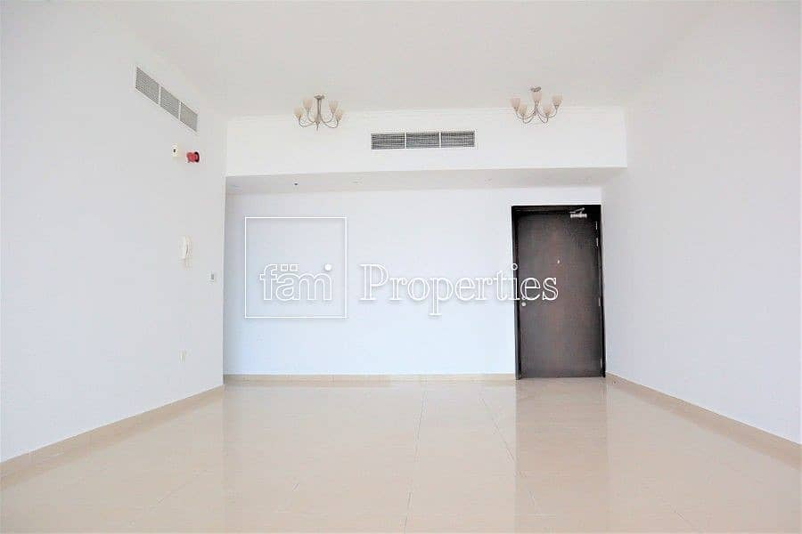 2 BR | DEC Tower Large Balcony | High Floor 1.2M