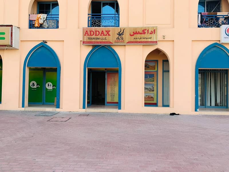 Ready Shop for rent Persia Cluster