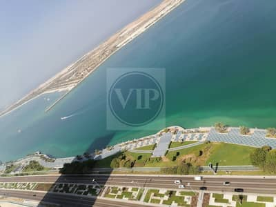 2 Bedroom Apartment for Rent in Corniche Road, Abu Dhabi - Stunning Fully Furnished 2BR Apt l Pool & Gym l FREE PARKING