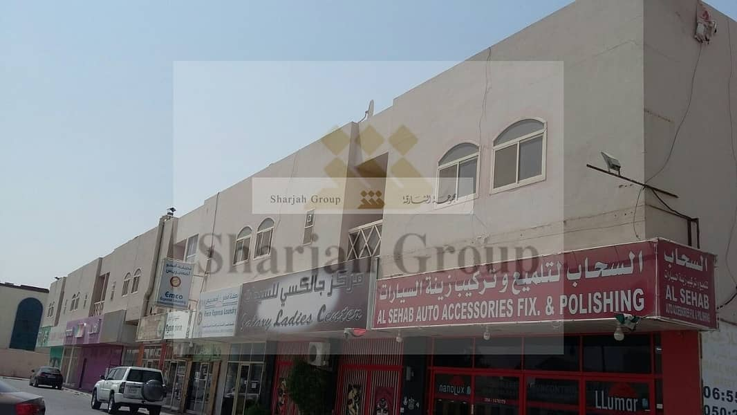 6 Excellent and Prime location of SHOP + 3 mos free