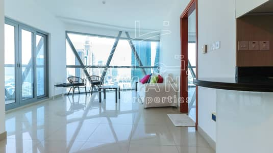 2 Bedroom Apartment for Sale in DIFC, Dubai - Bright 2 Bedroom in High Floor Only 1.249M