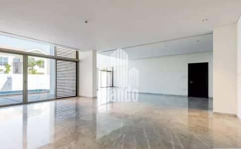 فیلا 5 غرف نوم للايجار في مدينة محمد بن راشد، دبي - Contemporary Villa in District One  Ready To Move