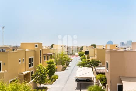 4 Bedroom Townhouse for Sale in Al Raha Gardens, Abu Dhabi - 4 Beds Modified TH| Big Layout Type A