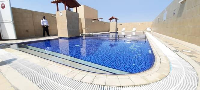 1 Bedroom Flat for Rent in Al Warqaa, Dubai - 1 Bhk + GYM+POOL+PARKING+BALCONY+WARDROBE 33K