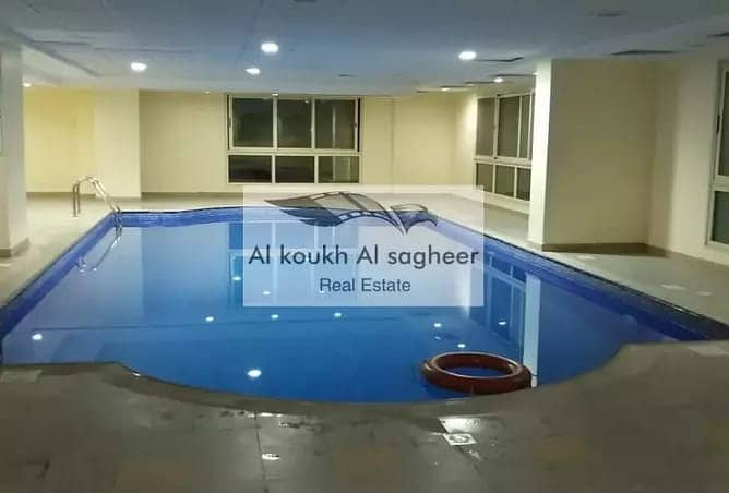 EASY EXIT TO DUBAI 2BHK CLOSE HALL WITH BUILT IN WARDROBE AND GYM POOL FREE 33K
