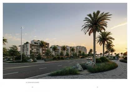 Plot for Sale in Al Zorah, Ajman - G-03-124