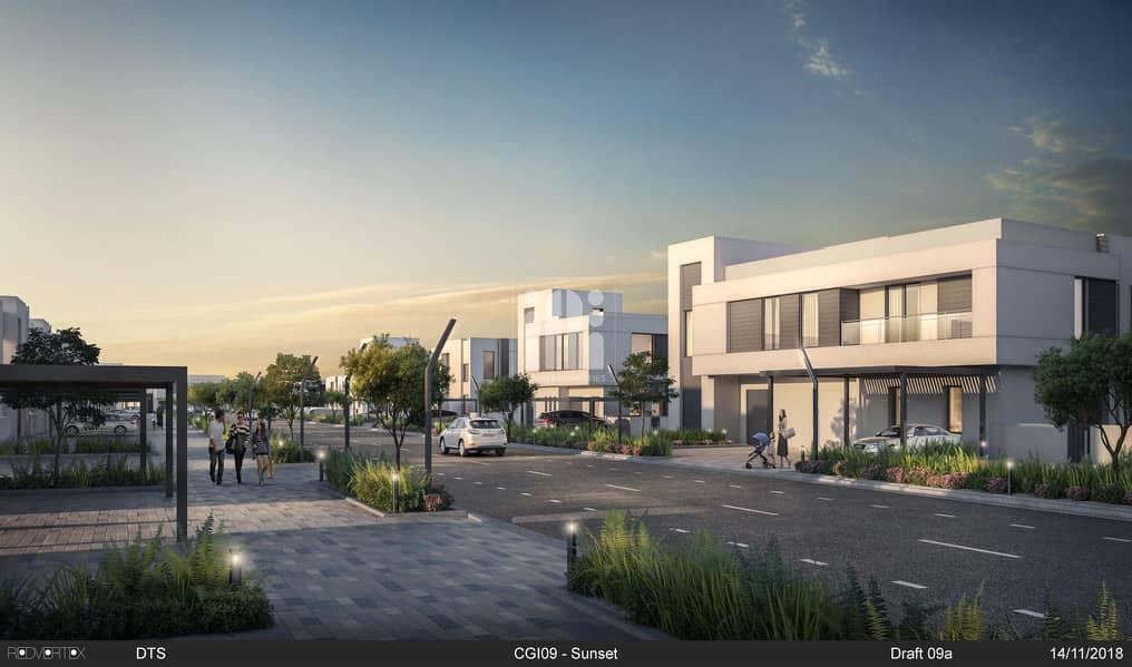 Good Size Residential Plot In Al Reeman1| Shamkha
