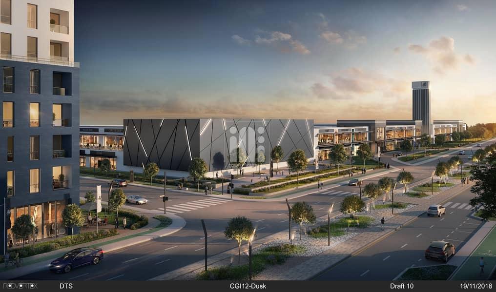 2 Good Size Residential Plot In Al Reeman1| Shamkha
