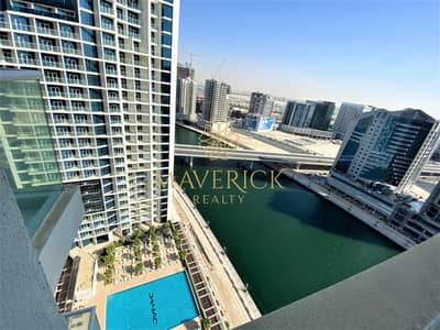 Studio for Rent in Business Bay, Dubai - Brand New Studio | Canal View | Lowest Price!