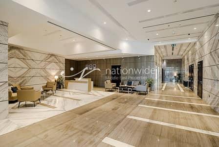 فلیٹ 1 غرفة نوم للايجار في كابيتال سنتر، أبوظبي - An Elegant and Brand New Apartment w/ Balcony