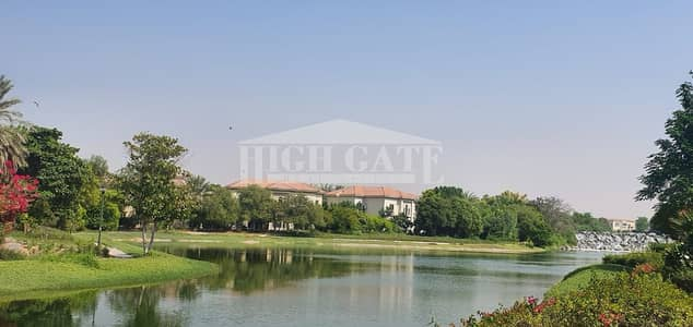 5 Bedroom Villa for Sale in Jumeirah Park, Dubai - 5BR LEGACY | STUNNING POOL | LAKE VIEW | D2